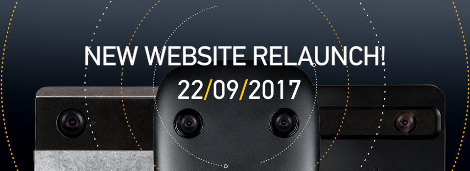 NEW WEBSITE RELAUNCH!