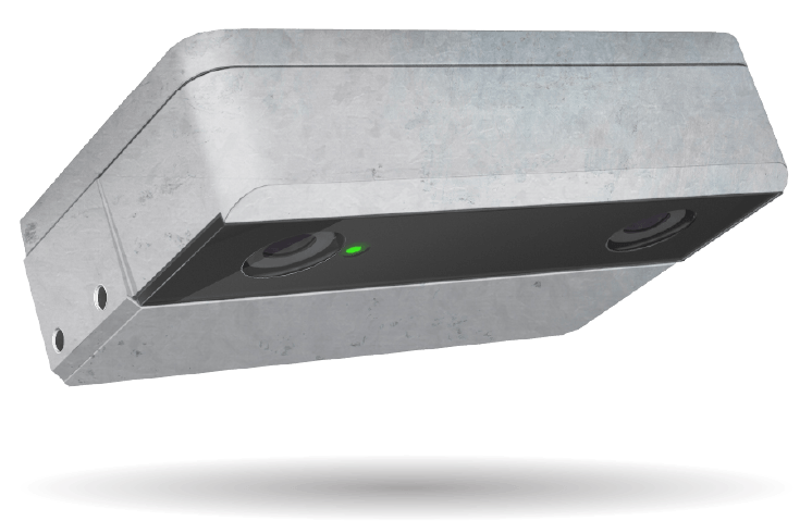 HELLA Aglaia Peopel Counter APS-R to sense clients and passengers