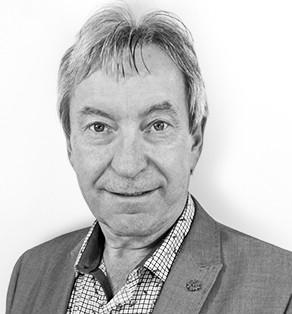 Sales Manager North & Latin America Heinz Schefold