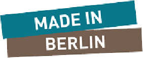 Made In berlin Conference Logo
